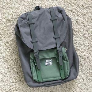 Herschel Little America Backpack NWT